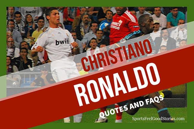 christiano ronaldo quotes image