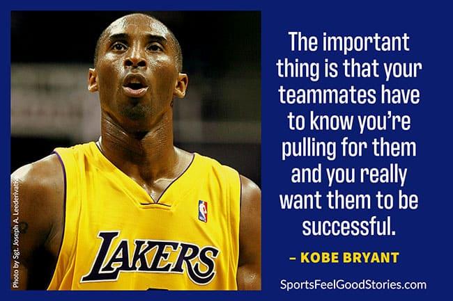 Kobe Bryant Quote image