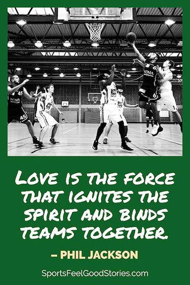 Phil Jackson team quote image