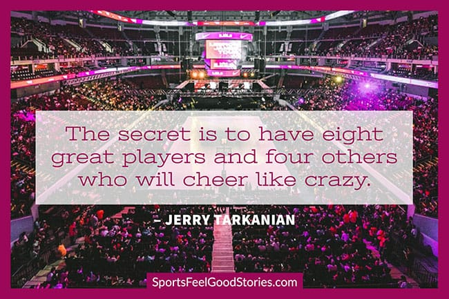 Jerry Tarkanian basketball players quote