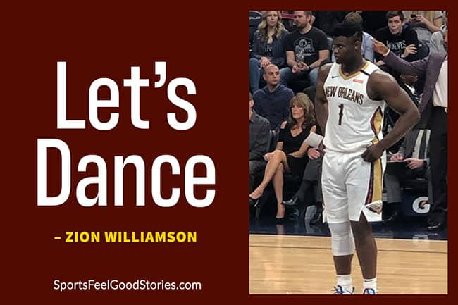 Zion Williamson basketball quotation image