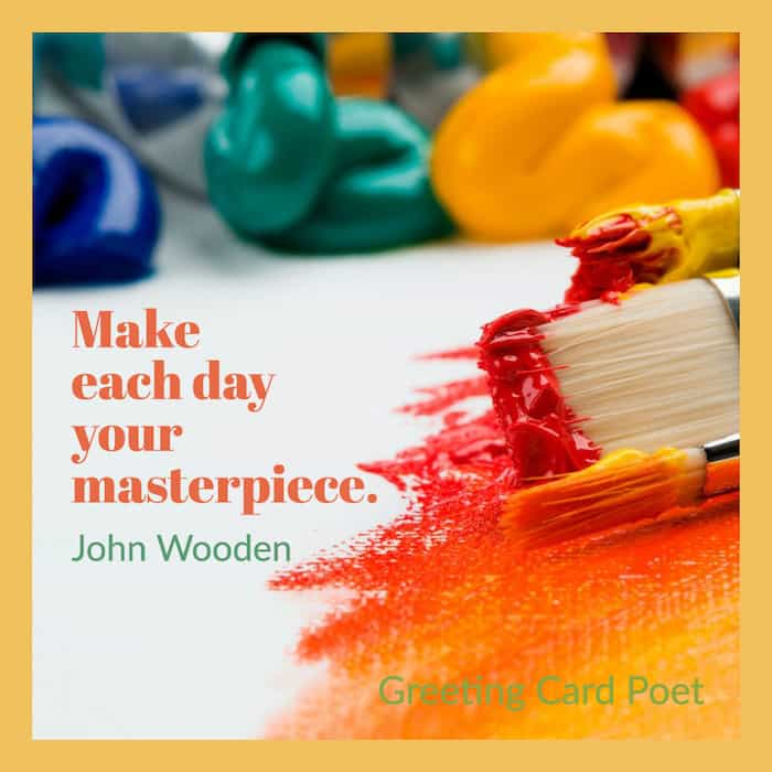John Wooden - Inspirational Sports Quotes image