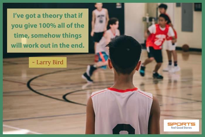 Larry Bird quote image