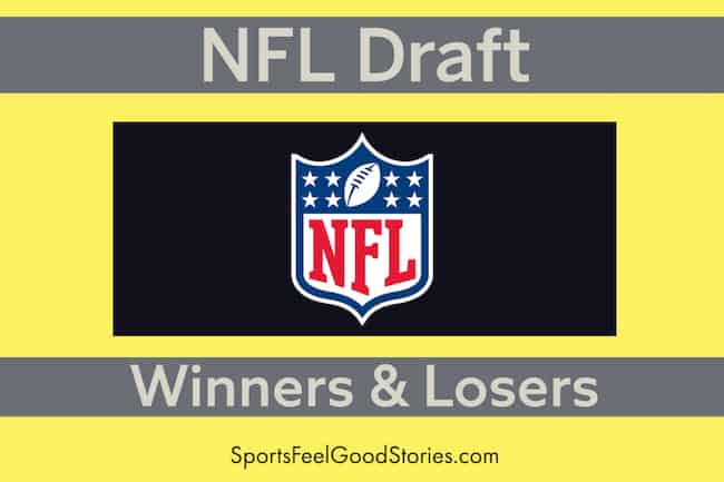 NFL Draft Winners and Losers 2020 image