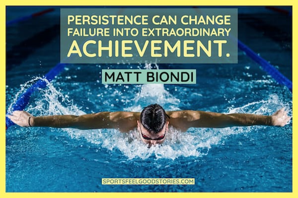 Persistence can change failure quote image