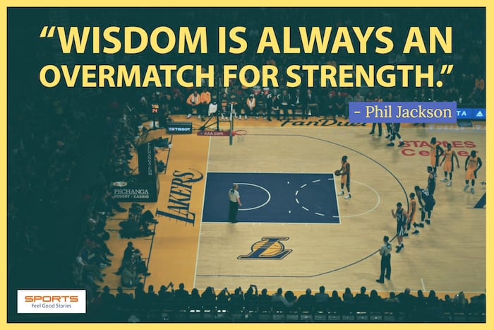 Phil Jackson - Inspirational Sports Quotes image