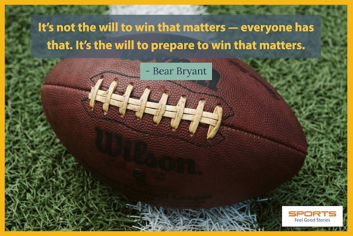 The will to prepare to win image