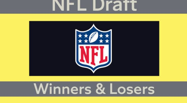 Winners and losers of 2020 NFL Draft image