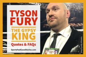 Tyson Fury FAQs image