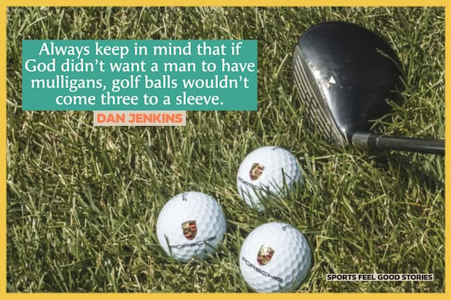 Dan Jenkins famous sports quotes image