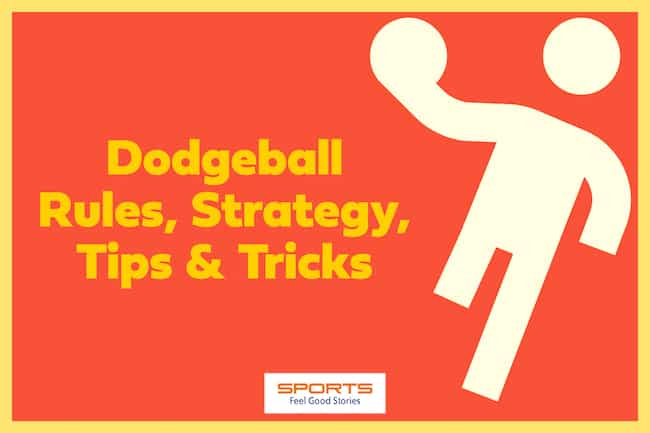 Dodgeball rules and strategy image