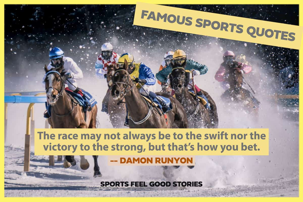 Notable sports quotes