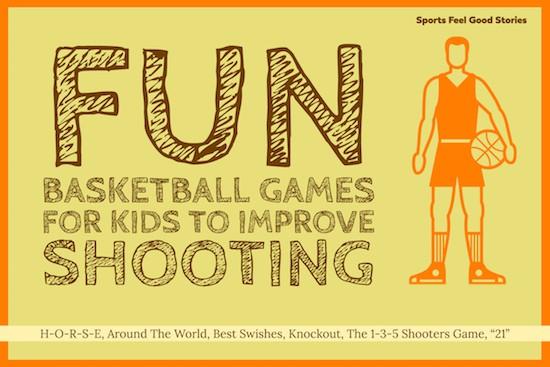 Hoops shooting games image