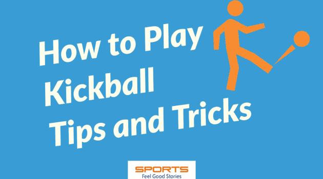 How to play kickball image