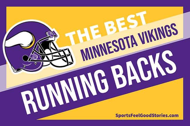 Best Minnesota Vikings Running Backs image