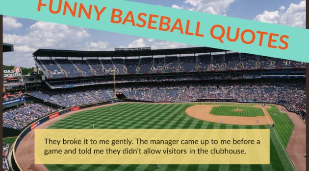 funny baseball quotes
