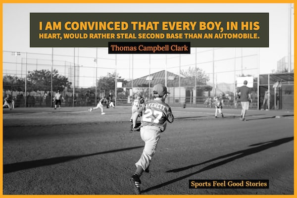 boys and baseball
