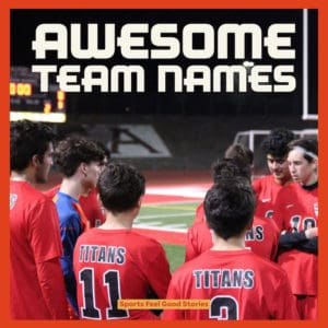 Awesome Team Names