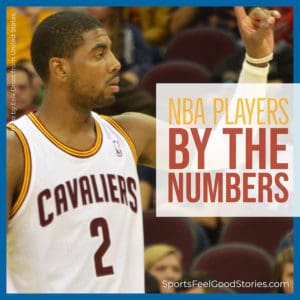 NBA Players by the Numbers