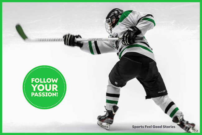 follow your passion - how to start a sports blog