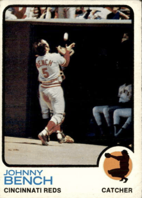 Johnny Bench - catcher