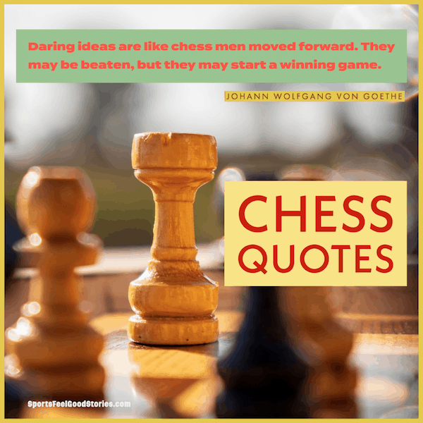 Best Chess Quotes and Sayings