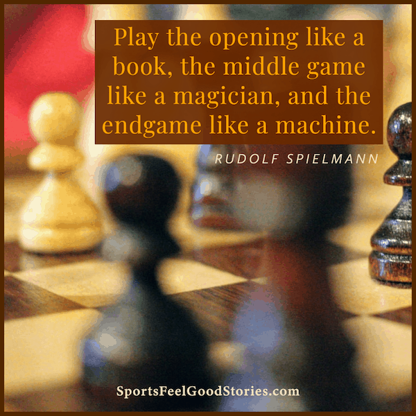 the middle game like a magician - chess quotes