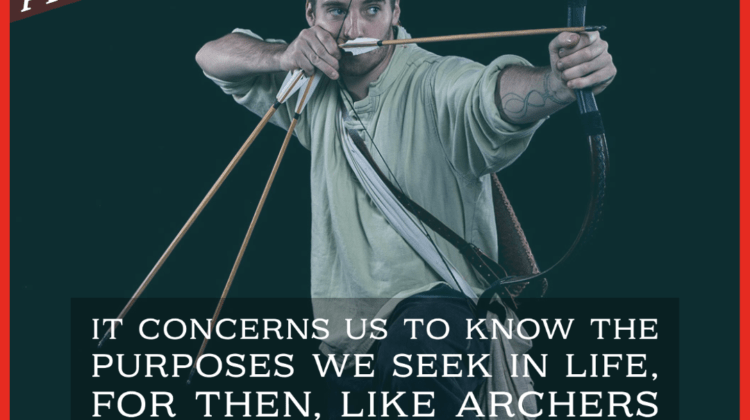 Archery quotes and Instagram captions