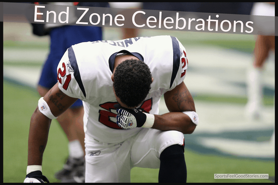 end zone celebration definition and FAQs