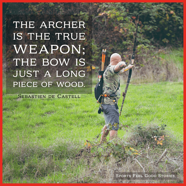 Good archery quotes