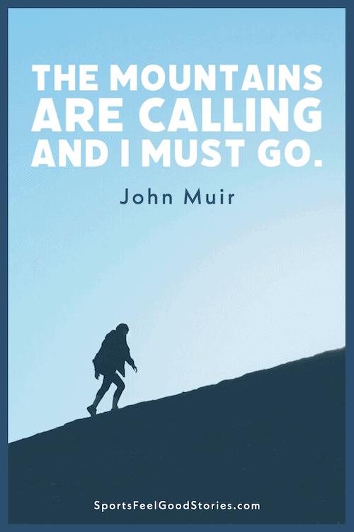 John Muir quotation