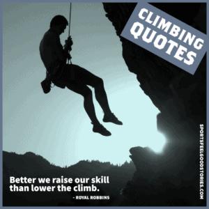 Good Climbing Quotes