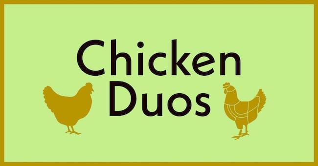 Chick pairs