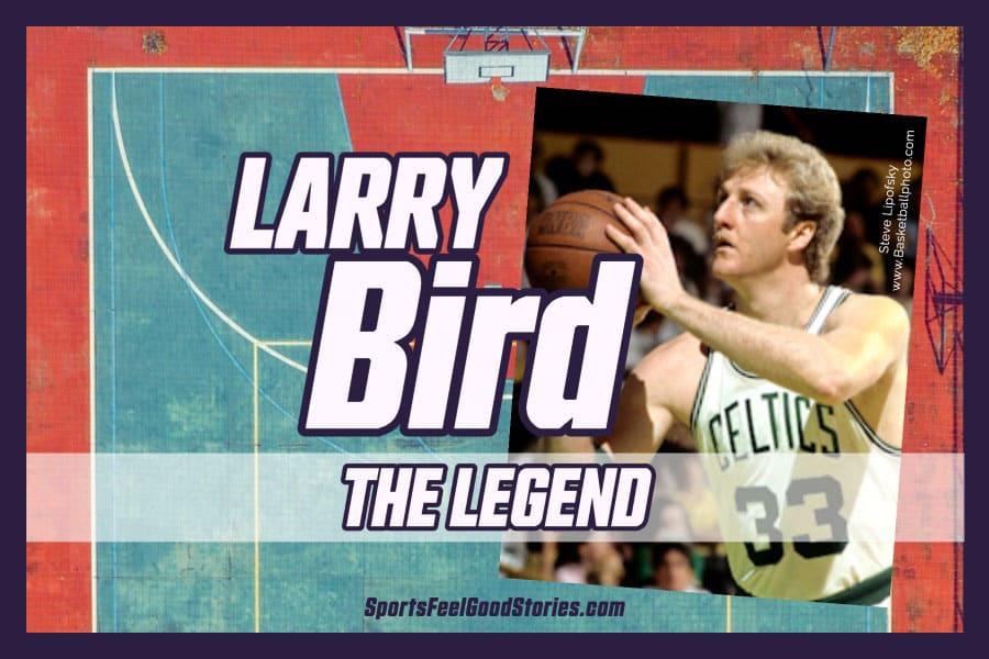 Larry Bird - The Legend meme