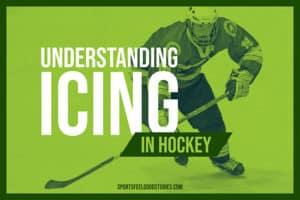 Understanding icing - hockey definition