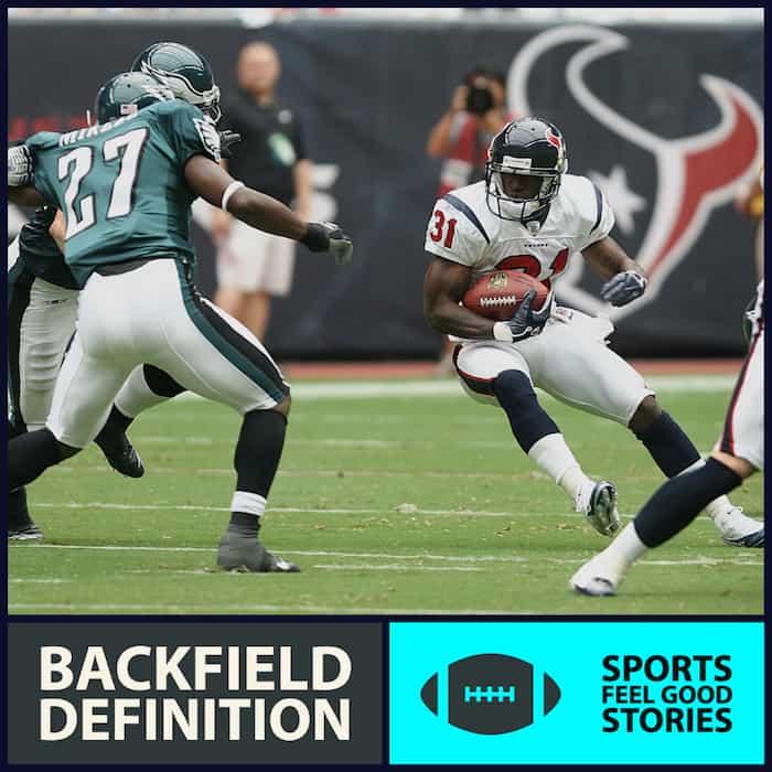 Backfield Definition