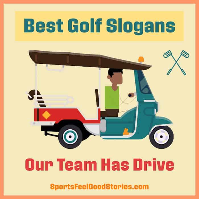 Best Golf Slogans
