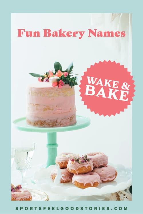 good bakery name ideas