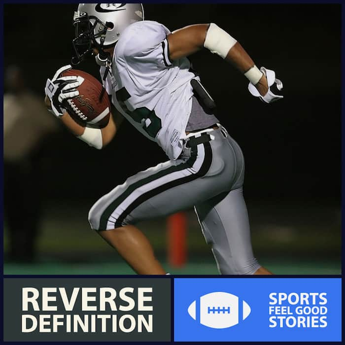 Reverse Definition in Football