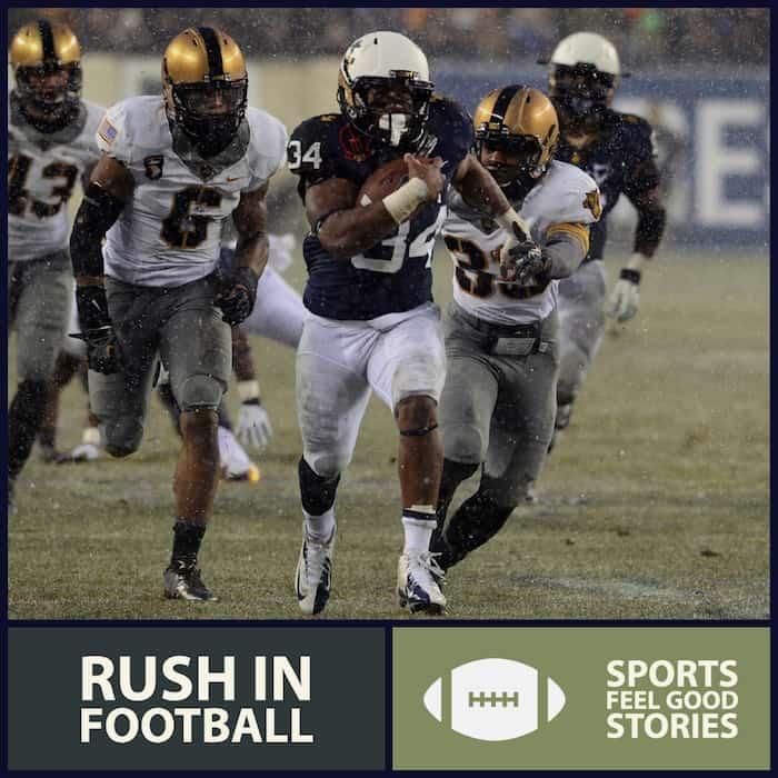 Rush in Football