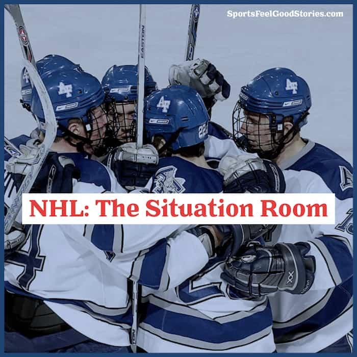 NHL Situation Room