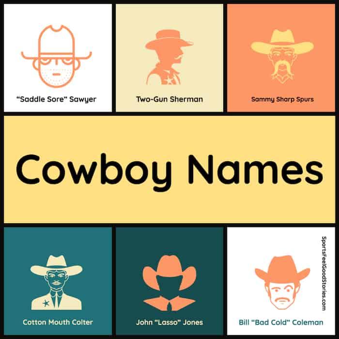 funny cowboy names