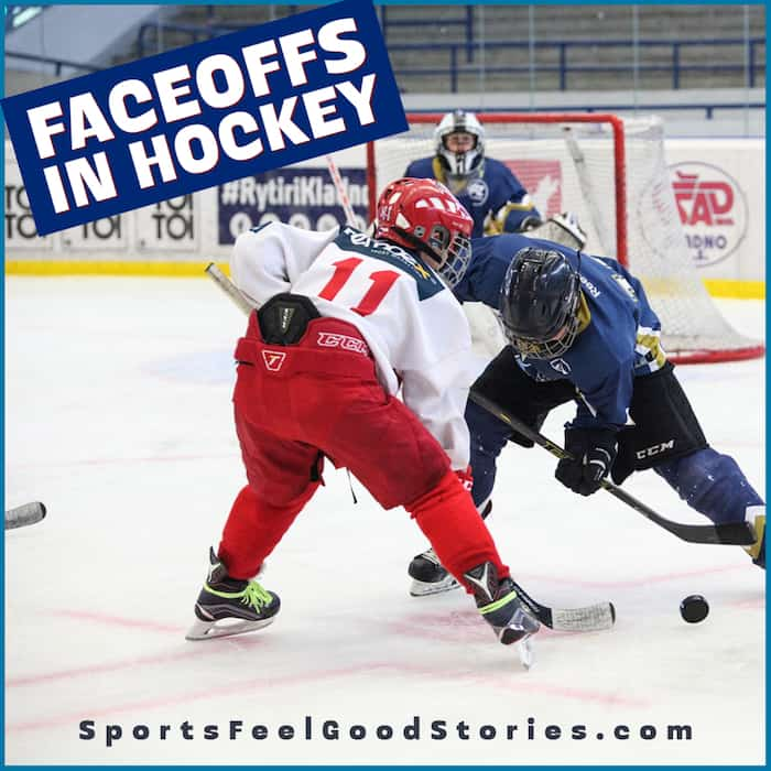 faceoff in hockey