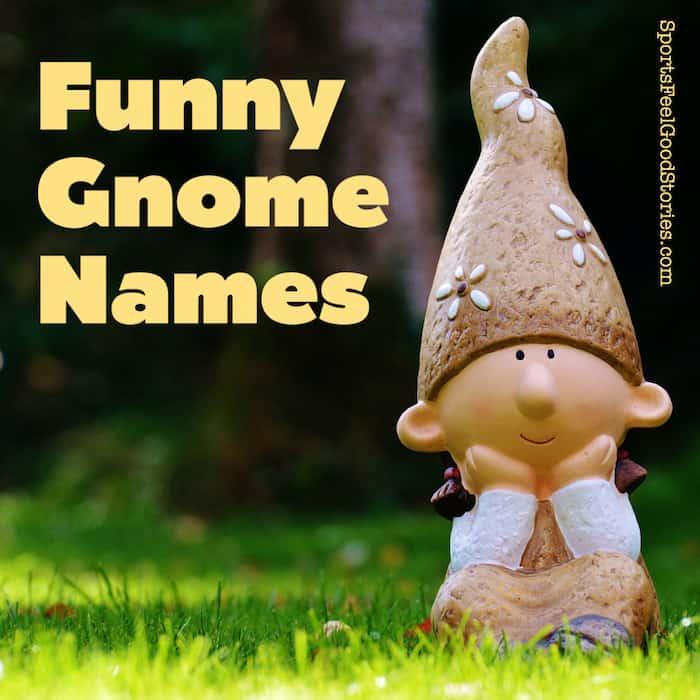 funny gnome names