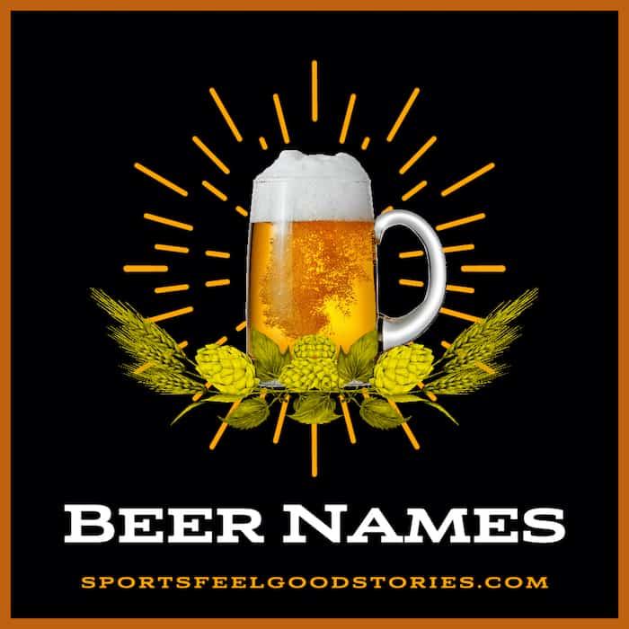 notable beer names