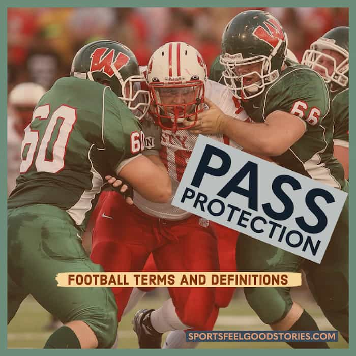 Pass Protection in Football