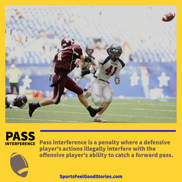 Pass Interference in Football