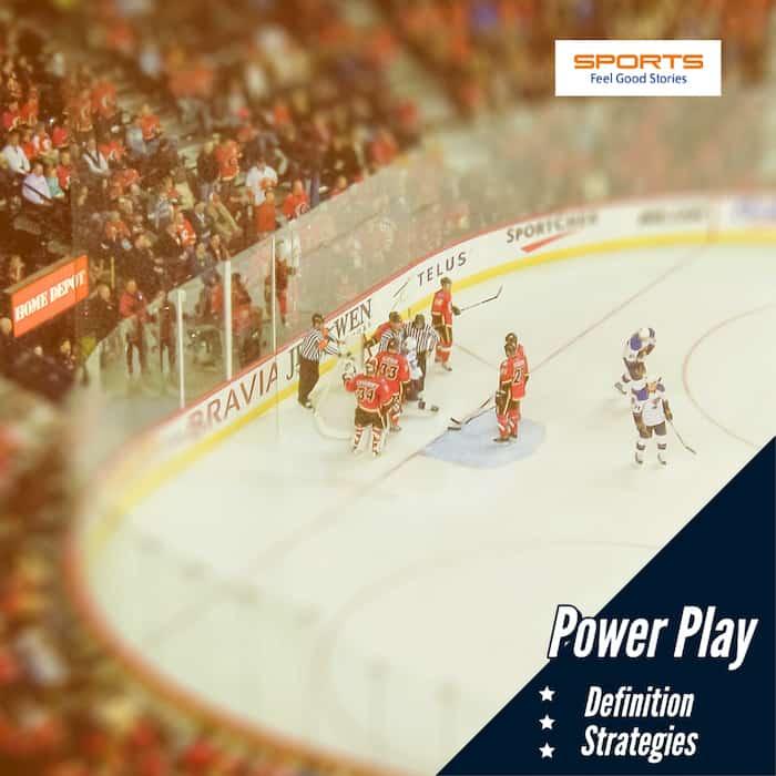 Power Play in hockey