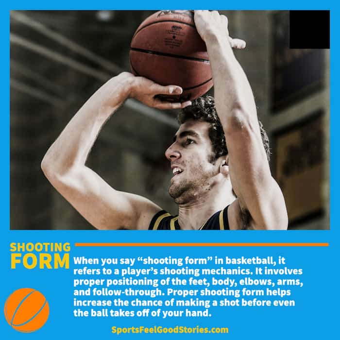 Shooting Form in Basketball