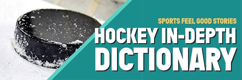hockey dictionary